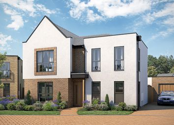 "Thumbnail 4 bed property for sale in ""The Epping"" at Atlas Way, Milton Keynes"