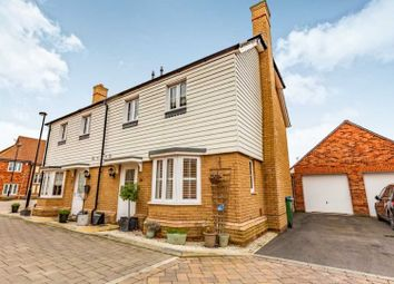Thumbnail 3 bed semi-detached house for sale in Centurion Close, Billingshurst