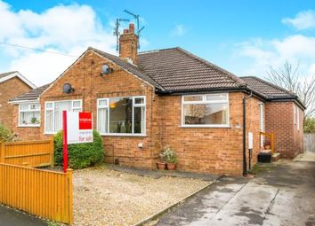 Thumbnail 3 bed bungalow for sale in Coppice Way, Harrogate, North Yorkshire