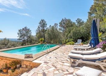 Thumbnail 4 bed property for sale in Santa Eugenia, Balearic Islands, Spain