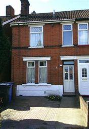 Thumbnail 3 bedroom end terrace house to rent in Bramford Road, Ipswich