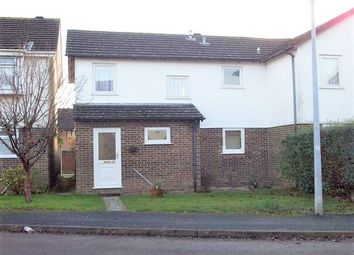 Thumbnail 3 bed semi-detached house to rent in Brownsea Close, New Milton