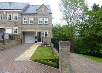 Thumbnail 4 bed town house to rent in College Drive, Ilkley