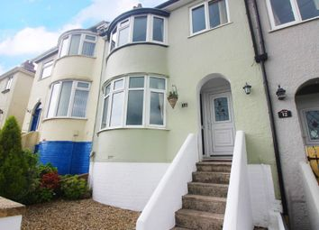 Thumbnail 3 bed terraced house to rent in Berry Avenue, Paignton