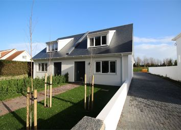 Thumbnail 4 bed semi-detached house for sale in House 5 Brooklands, Baubigny Road, St Sampson's