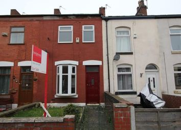Thumbnail 2 bed terraced house for sale in Princess Street, Ashton Under Lyne, Greater Manchester