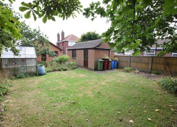 Thumbnail 2 bed detached bungalow for sale in Alexandra Road, Scunthorpe