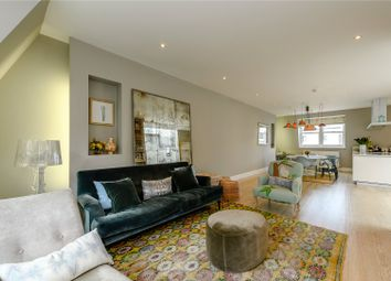 Thumbnail 3 bed flat for sale in Elsham Road, London