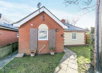 Thumbnail 2 bed detached bungalow for sale in Rosehill Road, Ipswich