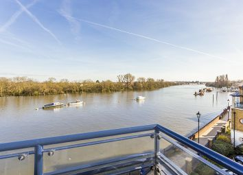 Thumbnail 4 bed flat for sale in Russell Close, Chiswick