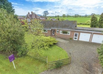 Thumbnail 3 bed detached bungalow for sale in Rowden Cope, Rodington Heath, Shrewsbury