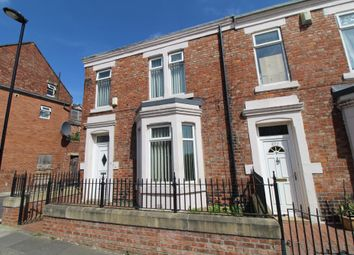 Thumbnail 3 bedroom terraced house to rent in Clara Street, Newcastle Upon Tyne
