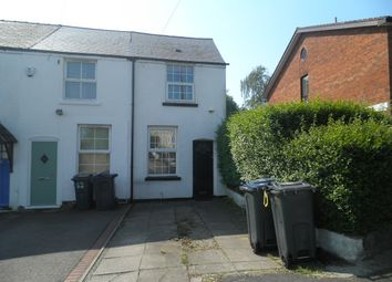 Thumbnail 2 bed end terrace house to rent in Four Oaks Common Road, Four Oaks, Sutton Coldfield