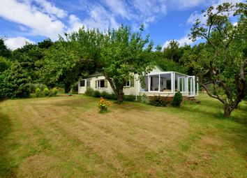 Thumbnail 1 bed detached bungalow for sale in Wootton Lane, Wootton, Canterbury