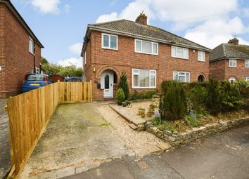 Thumbnail 3 bed semi-detached house for sale in Combe Close, Yeovil Marsh, Yeovil