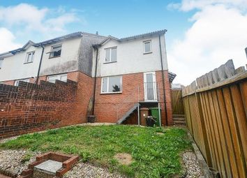 2 bed terraced house for sale in Holebay Close, Plymstock, Plymouth PL9