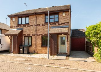 Thumbnail 2 bed end terrace house for sale in Allington Close, Gravesend