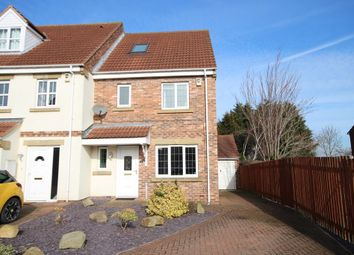 Thumbnail 4 bedroom semi-detached house for sale in Brinsmead Court, Rothwell, Leeds