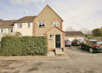 Thumbnail 4 bed end terrace house for sale in Peartree Close, Oxford