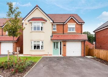 Thumbnail 4 bed detached house for sale in Netherwood Avenue, Castleford