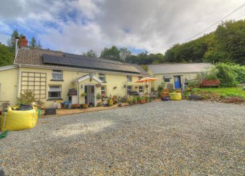 4 bed farmhouse for sale in Cwmbach, Whitland SA34