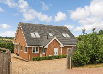 Thumbnail 4 bed detached house for sale in Mount View Close, Winchester