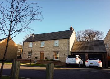 Thumbnail 5 bed detached house for sale in St. Marys Lane, Warmington