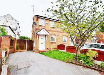 Thumbnail 2 bed semi-detached house for sale in Tenbury Close, Salford