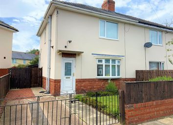 Thumbnail 2 bedroom semi-detached house to rent in Newcastle Road, Blyth