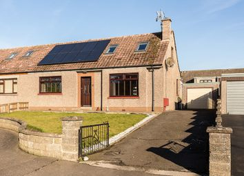Thumbnail 3 bed semi-detached house for sale in Ethie Place, Arbroath, Angus