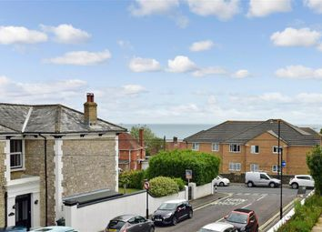 Thumbnail 2 bed flat for sale in Royal Crescent, Sandown, Isle Of Wight