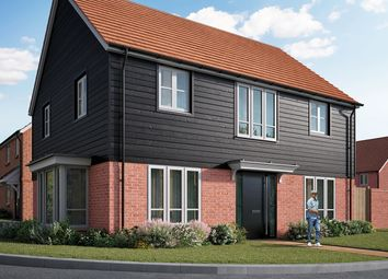 "Thumbnail 4 bed detached house for sale in ""The Penshurst "" at Mill Road, Hailsham"
