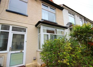 Thumbnail 3 bed terraced house to rent in Park Road, Northville, Bristol