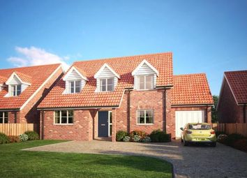 Thumbnail 3 bed detached house for sale in Walpole, Norfolk