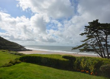 Thumbnail 2 bed property for sale in Caswell Road, Caswell Bay, Swansea