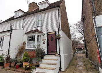 Thumbnail 3 bed semi-detached house for sale in High Street, Upper Upnor