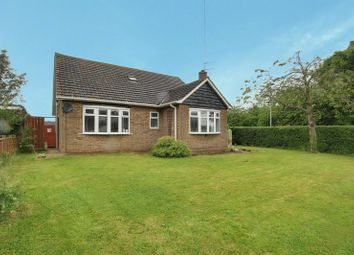 Thumbnail 4 bedroom detached bungalow for sale in Cadger Row, Back Lane, Burton Pidsea, Hull