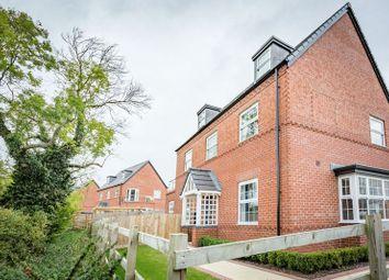 Thumbnail 5 bedroom detached house for sale in Bernard Vann Crescent, Ashby-De-La-Zouch LE65, Ashby-De-La-Zouch,