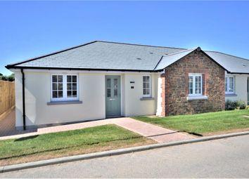 Thumbnail 3 bed semi-detached bungalow for sale in Chapel Meadow, Haye Road, Callington, Cornwall
