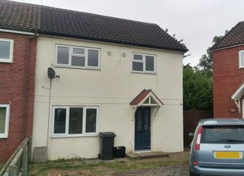 Thumbnail 3 bedroom semi-detached house to rent in Hawthorne Avenue, Hurley, Atherstone