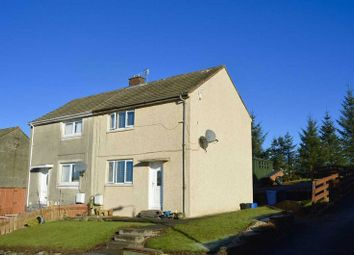 Thumbnail 2 bed property for sale in Riecawr Avenue, Bellsbank, Dalmellington, Ayr