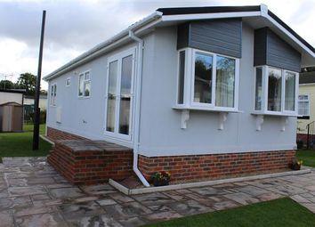 Thumbnail 2 bedroom mobile/park home for sale in Arkley Park, Barnet Road, Arkley, Barnet