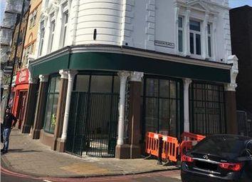 Thumbnail Restaurant/cafe to let in 119 Peckham High Street, London