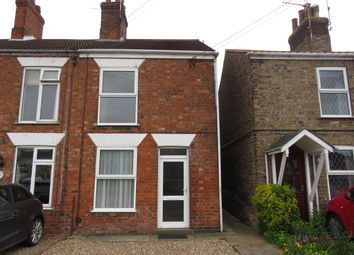 Thumbnail 2 bed semi-detached house to rent in Willoughby Road, Boston