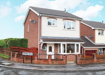 Thumbnail 3 bed detached house for sale in Leyburn Drive, Swallownest, Sheffield, South Yorkshire