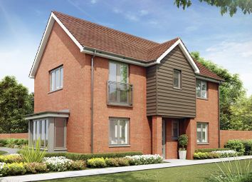 Thumbnail 4 bed semi-detached house for sale in Pylands Lane, Bursledon