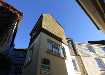 Thumbnail 2 bed flat to rent in Cliff Street Flat, Mevagissey, St Austell