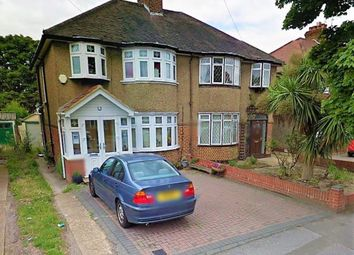 Thumbnail 4 bed semi-detached house to rent in Church Road, Hayes