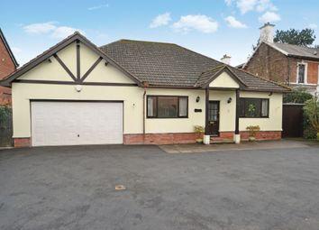 Thumbnail Detached bungalow for sale in Forton Road, Newport