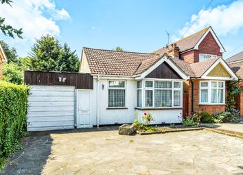 Thumbnail 2 bed detached bungalow for sale in Chessington Road, West Ewell, Epsom